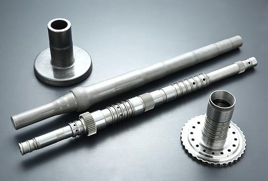 INPUT SHAFT & SUN GEAR SHAFT